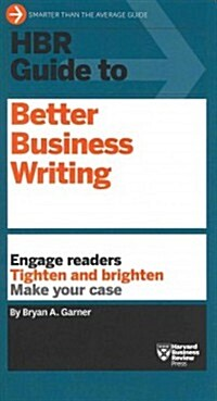 HBR Guide to Better Business Writing (HBR Guide Series) (Paperback)