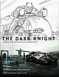 [중고] The Dark Knight: Featuring Production Art and Full Shooting Script (Hardcover)