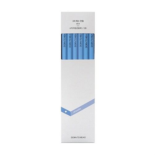 3의 배수 연필 세트(6EA)