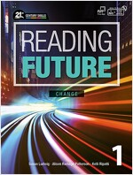 Reading Future Change 1 (Paperback, CD, CEFR: A2)