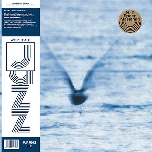 [수입] Ryo Fukui - Mellow Dream [180g LP]
