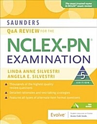 Saunders Q & A Review for the NCLEX-PN (R) Examination (Paperback, 5 Revised edition)