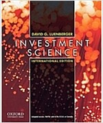 Investment Science, International Edition (Paperback)