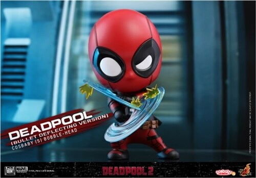 [Hot Toys] 코스베이비 데드풀 Bullet Deflecting ver. COSB507 - Deadpool (Bullet Deflecting Version) Cosbaby (S) Bobble-Head