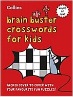 Collins Brain Buster Crosswords for Kids (Paperback)