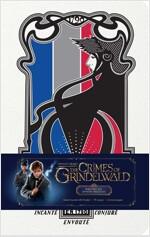 Fantastic Beasts: The Crimes of Grindelwald : Ministere des Affaires Magiques Hardcover Ruled Journal (Hardcover)