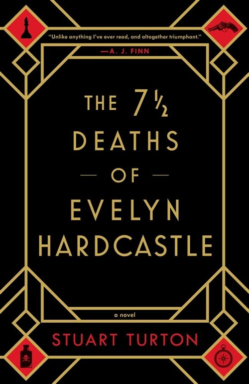 The 7 1/2 Deaths of Evelyn Hardcastle (Paperback)