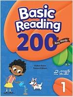 Basic Reading 200 Key Words : Book 1