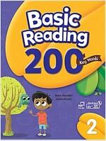 Basic Reading 200 Key Words : Book 2