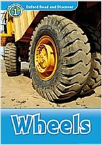 Oxford Read and Discover: Level 1: Wheels Audio Pack (Package)