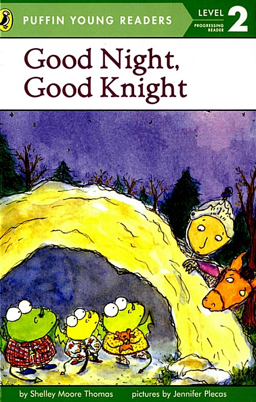 Good Night,Good Knight (Paperback)
