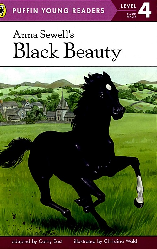 Anna Sewells Black Beauty (Paperback)
