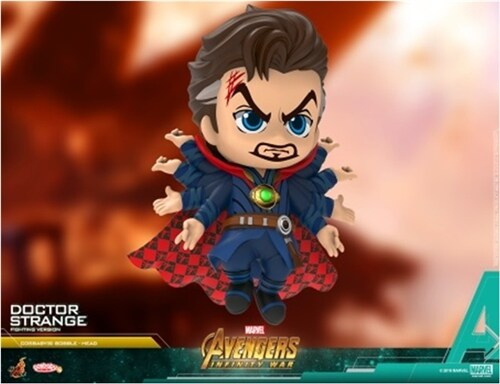 [Hot Toys] 코스베이비 닥터 스트레인지 Fighting ver. COSB494 -Doctor Strange (Fighting Version) Cosbaby (S) Bobble-Head