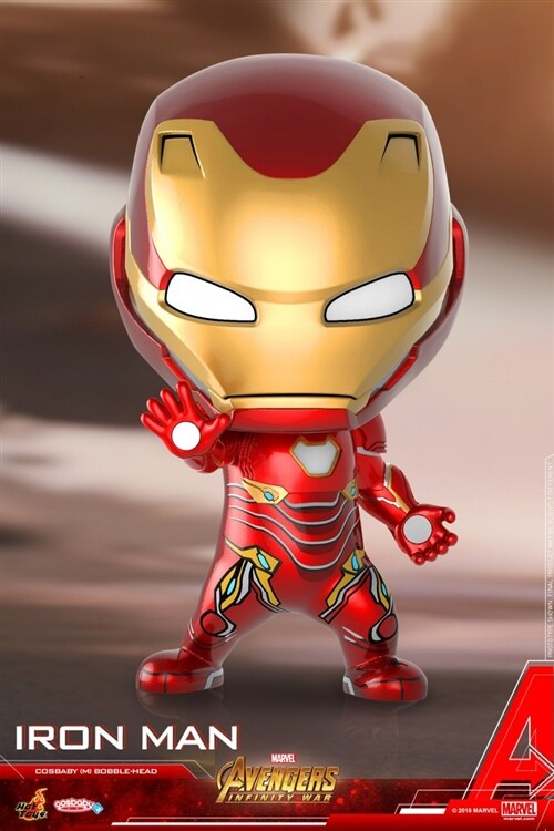 [Hot Toys] 코스베이비 아이언맨 마크L COSB504 -  Iron Man Mark L Cosbaby (M) Bobble-Head