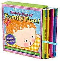 Babys Box of Family Fun!: A 4-Book Lift-The-Flap Gift Set: Where Is Babys Mommy?; Daddy and Me; Grandpa and Me, Grandma and Me (Boxed Set, Boxed Set)
