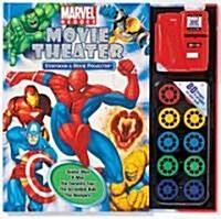 Marvel Heroes Movie Theater Storybook (Hardcover)