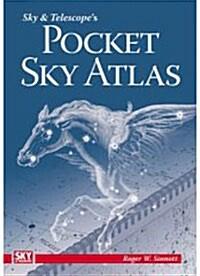 Sky & Telescopes Pocket Sky Atlas (Spiral)