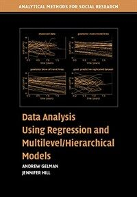Data Analysis Using Regression and Multilevel/Hierarchical Models (Paperback)