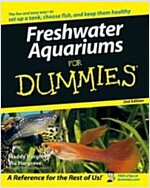Freshwater Aquariums For Dummies (Paperback, 2nd Edition)