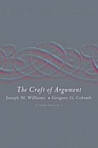 The Craft of Argument (Paperback, 3)