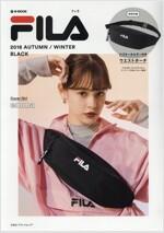 FILA 2018 AUTUMN / WINTER BLACK