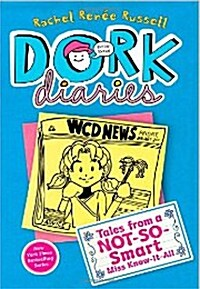 Dork Diaries #5: Tales from a Not-So Smart Miss Know-It-All (Hardcover)