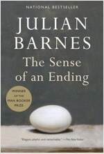 The Sense of an Ending (Paperback, Deckle Edges)