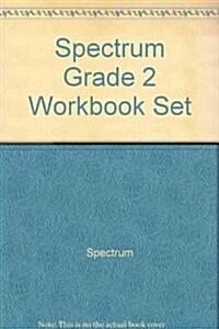Spectrum Grade 2 Workbook Set (Other)