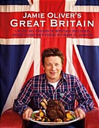Jamie Olivers Great Britain (Hardcover)