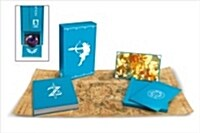 The Legend of Zelda: Breath of the Wild-Creating a Champion Heros Edition (Hardcover)
