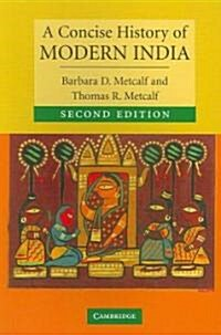 A Concise History of Modern India (Paperback, 2 Revised edition)