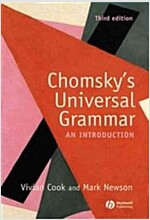 Chomsky's Universal Grammar : An Introduction (Paperback, 3rd Edition)