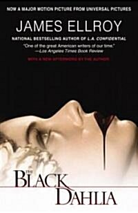 [중고] The Black Dahlia (Paperback, Reissue)