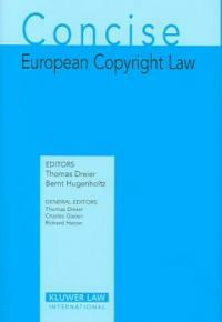 Concise European copyright law