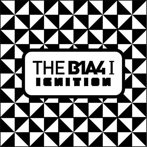 비원에이포 - 정규 1집 THE B1A4 I [IGNITION] [디지팩]