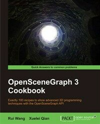 OpenSceneGraph 3 Cookbook : over 80 recipes to show advanced 3D programming techniques with the OpenSceneGraph API