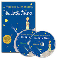 The Little Prince (Paperback + CD)