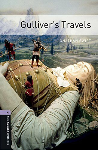 Oxford Bookworms Library: Level 4:: Gullivers Travels audio pack (Package)