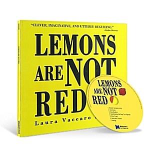 노부영 Lemons are not Red (Paperback & CD)