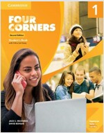Four Corners Level 1 Student's Book with Online Self-Study (Package, 2 Revised edition)
