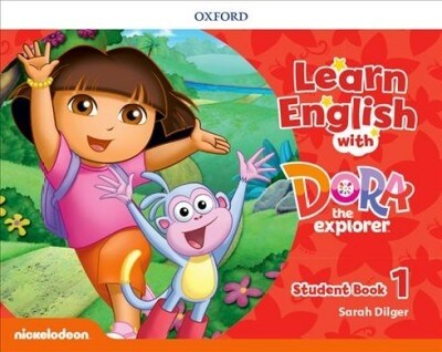 Learn English with Dora the Explorer: Level 1: Student Book (Paperback)