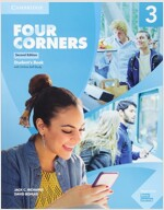 Four Corners Level 3 Student's Book with Online Self-Study (Package, 2 Revised edition)