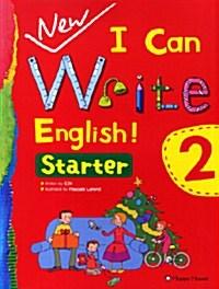 New I Can Write English! 2 : Starter (본책 + 워크북 + CD 1장)
