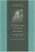The Present State of Germany (Hardcover)