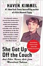 [중고] She Got Up Off the Couch: And Other Heroic Acts from Mooreland, Indiana (Paperback)