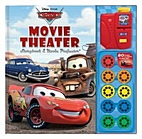 Cars Movie Theater Storybook & Movie Projector (Hardcover)