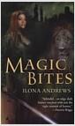 [중고] Magic Bites (Mass Market Paperback)