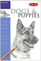 [중고] Drawing Made Easy: Dogs & Puppies (Paperback)