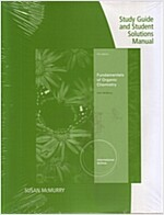 Study Guide with Solutions Manual for McMurry's Fundamentals of Organic Chemistry (Paperback, 7th)