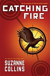 The Hunger Games #2 : Catching Fire (Papberback)